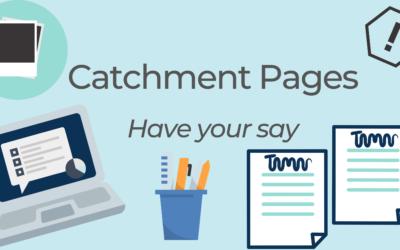 Catchment Pages